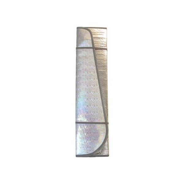 Sunshade alu 145x60cm opvouwbaar voorruit